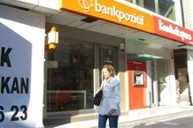 BANKPOZİTİF BRANCH APPLICATİONS